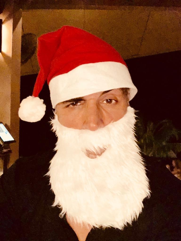 Ho Ho Ho! It's the season to be jolly. Hope you all are having a #MerryChristmas 😁