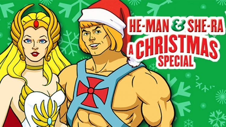 He Man Christmas.Old School 80s On Twitter Dec 25 1985 He Man She Ra A