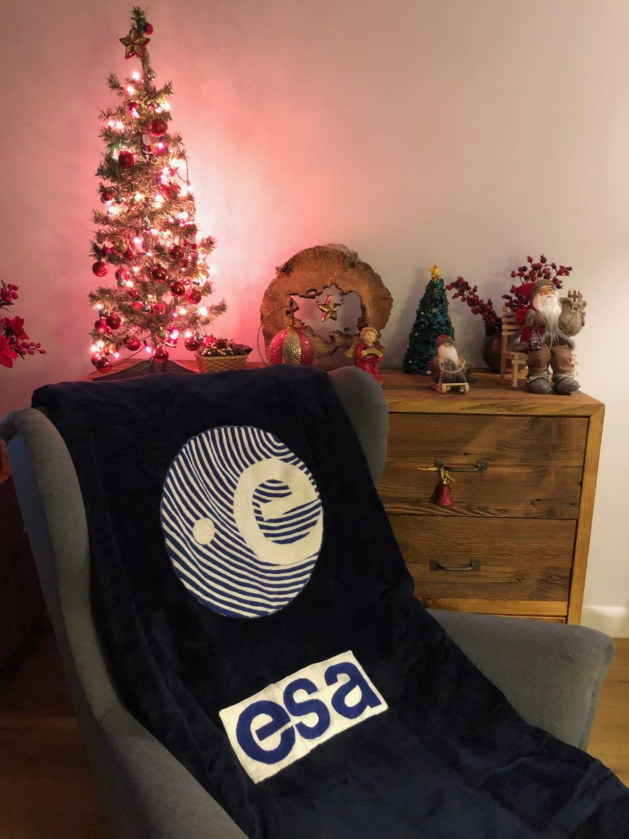 Anything Open On Christmas Day.Esa On Twitter Slawomir Received This Hand Embroidered