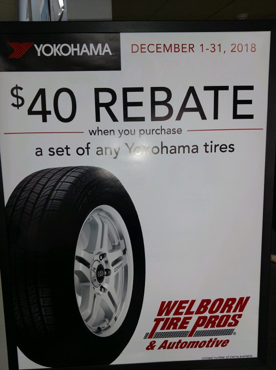 Welborn Tire Pros On Twitter Looking For The Perfect Gift This