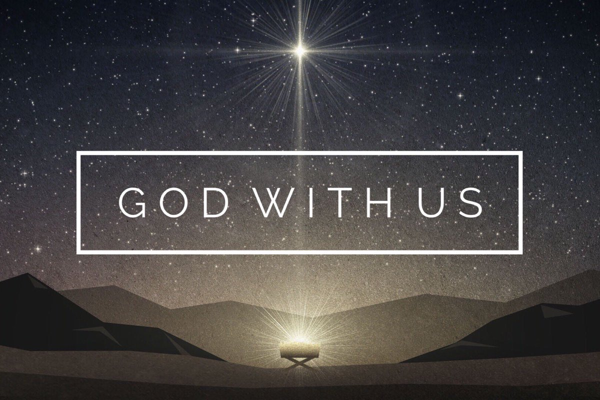 """""""BEHOLD, THE VIRGIN SHALL BE WITH CHILD AND SHALL BEAR A SON, AND THEY SHALL CALL HIS NAME IMMANUEL,"""" which translated means, """"GOD WITH US."""" Matthew 1:23 #HeCame #GodFirstLifeSecond #MerryChristmas"""