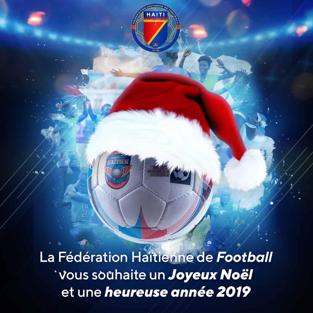 F H F On Twitter La Federation Haitienne De Football Vous