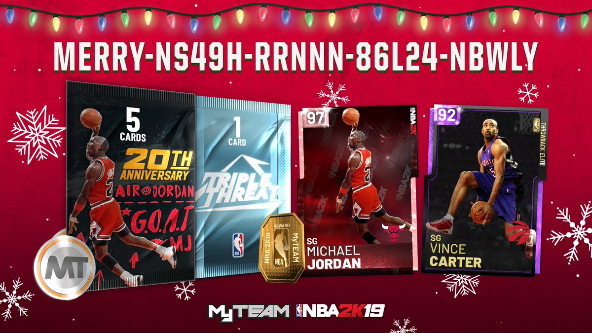 f4fede531edb NBA 2K19 MyTEAM on Twitter