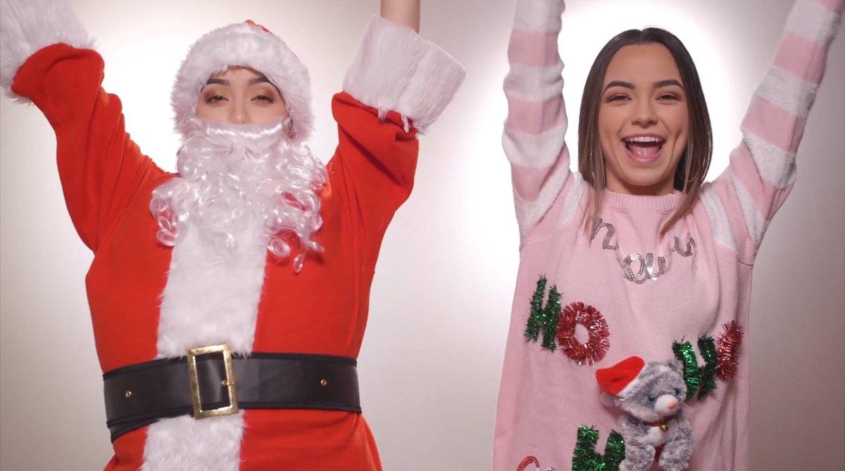 Christmas Babes.Marclandh On Twitter Santa Roni Is Backkkkkkk Woohoooo