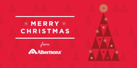 Albertsons Christmas Hours.Albertsons On Twitter Merry Christmas From Our Family To