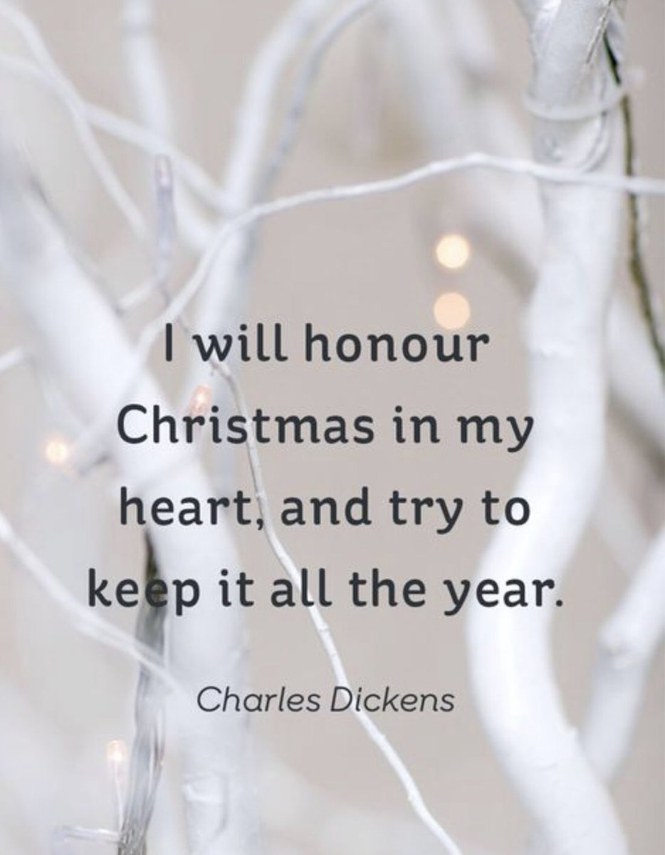 The Spirit of Christmas is year round presence. #MerryChristmas2018 🙏❤️📘🦋