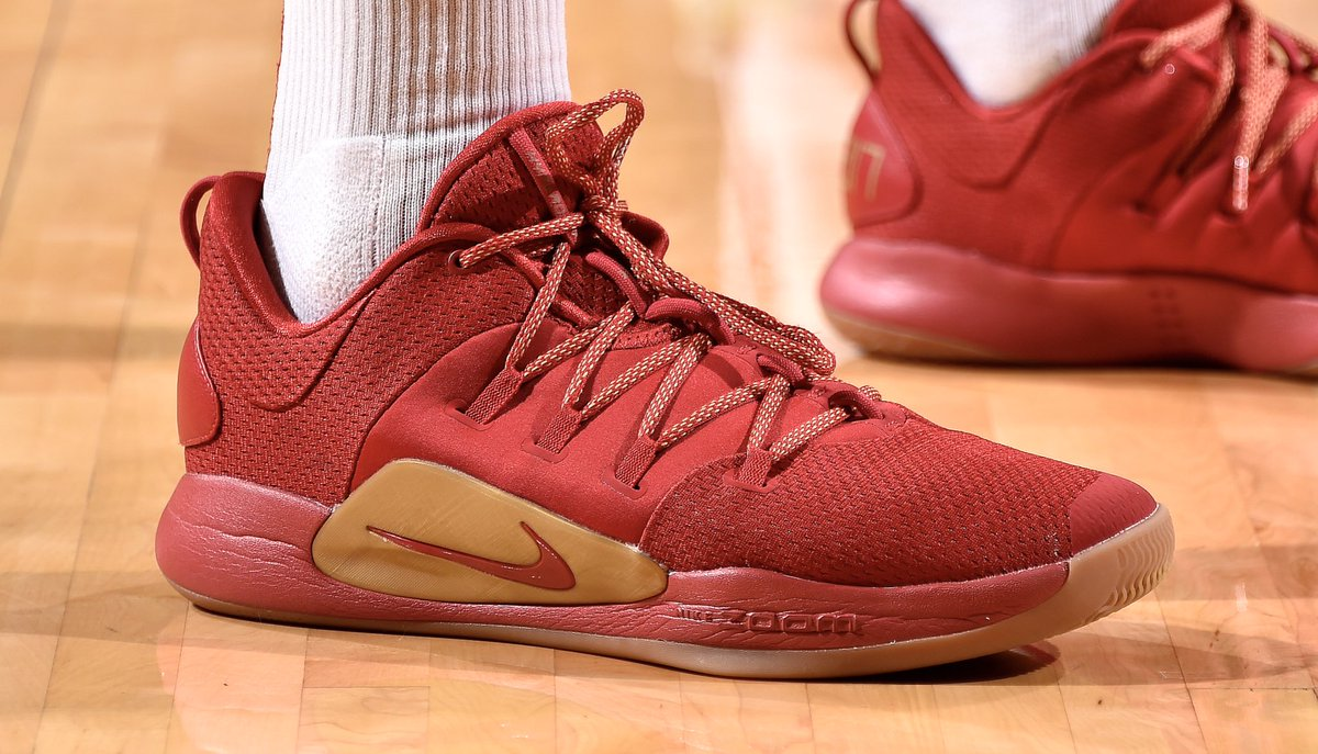 best sneakers 1dbd5 bd966 solewatch pj tucker breaks out another one of his nike hyperdunk x low pes  for the