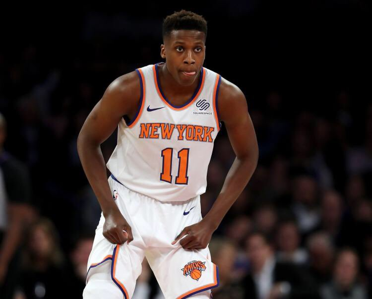 👇👇👇 @nyknicks @NY_KnicksPR @scmills stop this bullshit...benching a young player is not how you develop him...please don't fuck this up or heads will roll. #PlayFrank...he's your best DEFENSIVE player on the team and one of the best in the league.