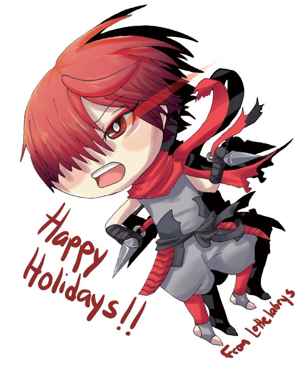 Lottelabrys Paimon Yummy On Twitter I Drew Kotaro Fuuma For Shipcat For The Holidays I Hope You Enjoy It Fgo Fategrandorder