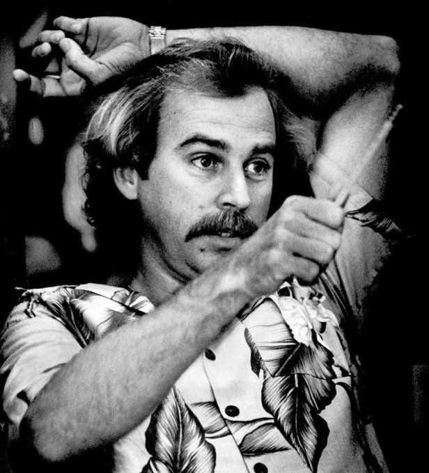 Happy Birthday to Jimmy Buffett who turns 72 today!  Pictured here back in the day.