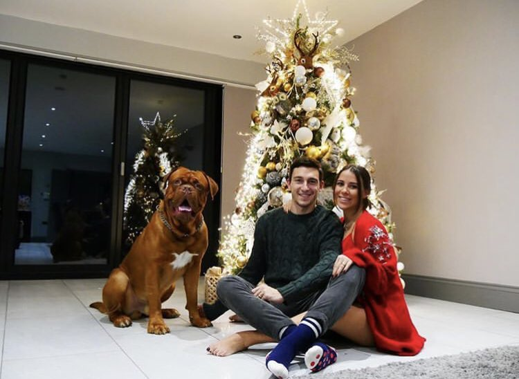 Merry Christmas everyone! Hope you've all had a great day. Sending lots of love.  #Ettore