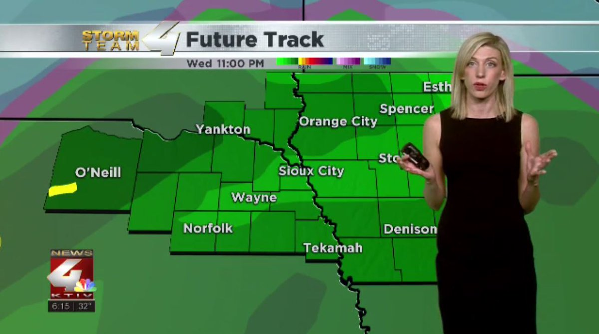 Ktiv Weather On Twitter That Winter Storm System Arrives Tomorrow