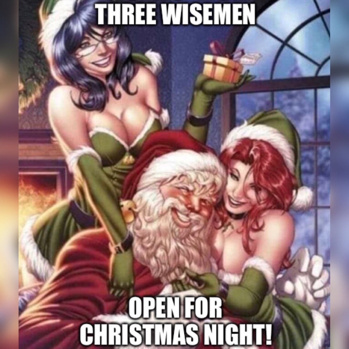 Three Wisemen ~ #TacoTuesday ... Open at 5pm for #Christmas Night 🔥 Merry Christmas! 🎅🏼 🌮 🎁 Gem Ray at 480.772.7613 (Text) ... http://www.threewisemenaz.com @ScottsdaleNites @GemRayMedia  #Christmas2018 #ChristmasSpecial #party #VIP