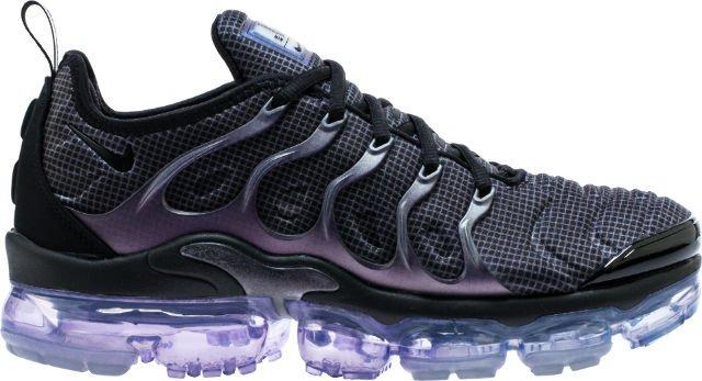 783e57255e vapormax plus eggplant mens running shoe purple black iridescent free  shipping