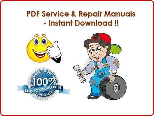 Seadoo repair Manual