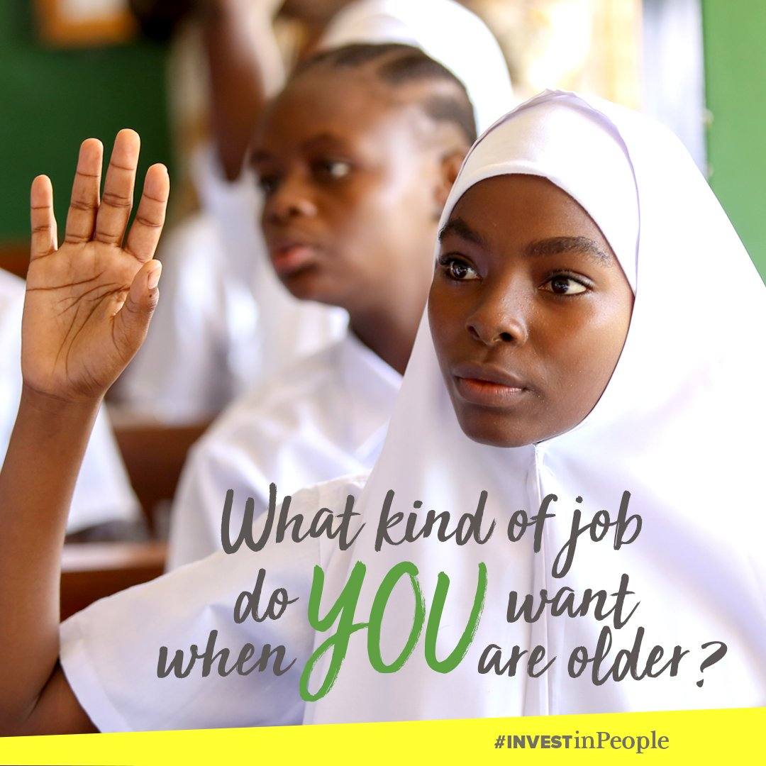 Are you 16-19 years old? 👦👧🏽 What do you want to learn? 👩🏫  How do you want to learn? 💯 You can share your thoughts with us in our blog competition. Enter now! https://t.co/sQoBFsLbMd  #InvestinPeople  @FT https://t.co/sqQTp7yZTq