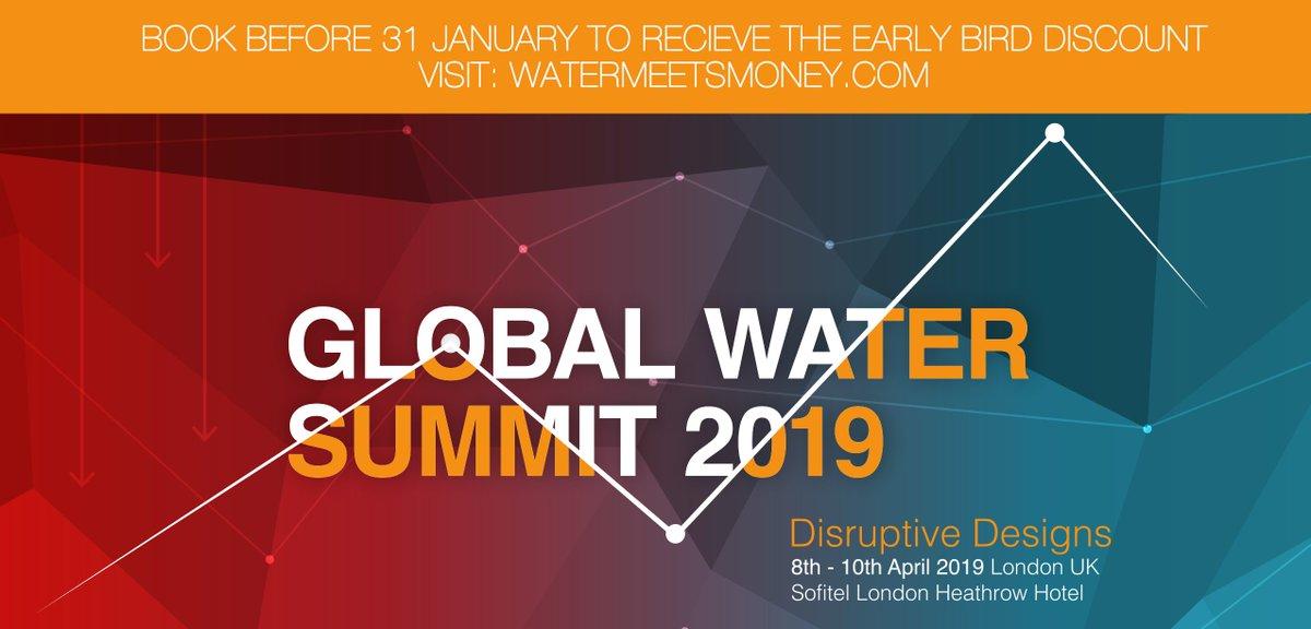 Global Water Intel on Twitter: