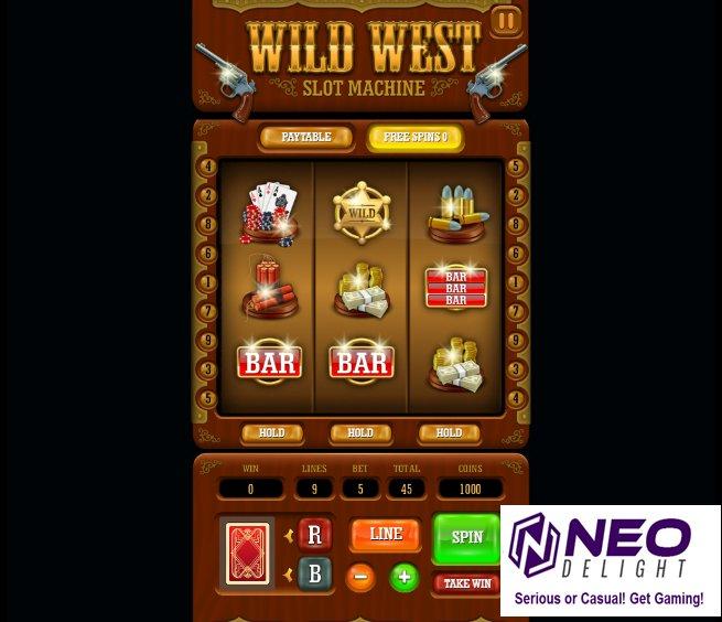 Slot machine west