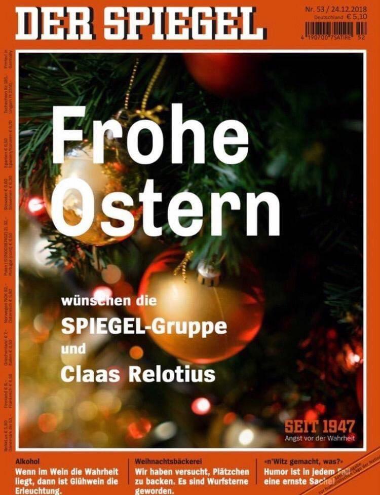 Top 10 Weihnachtsplätzchen.Isidor Meyer On Twitter Best Regards Your Derspiegel Dear