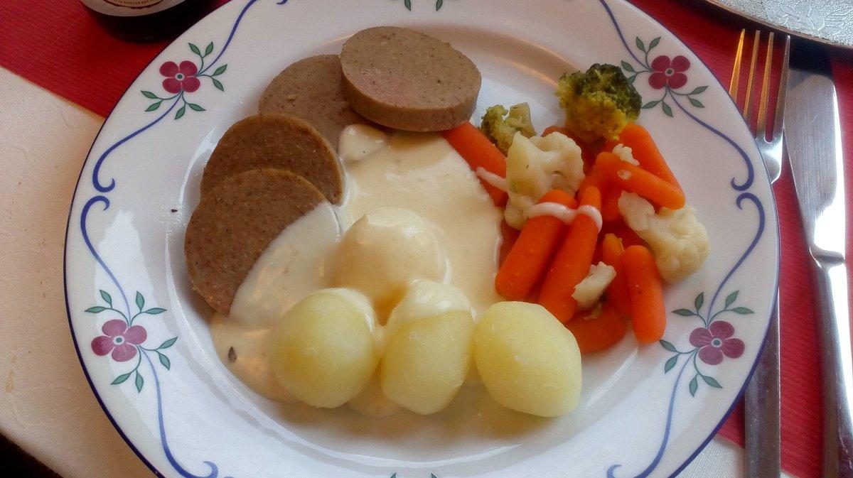Sås till kött och potatis
