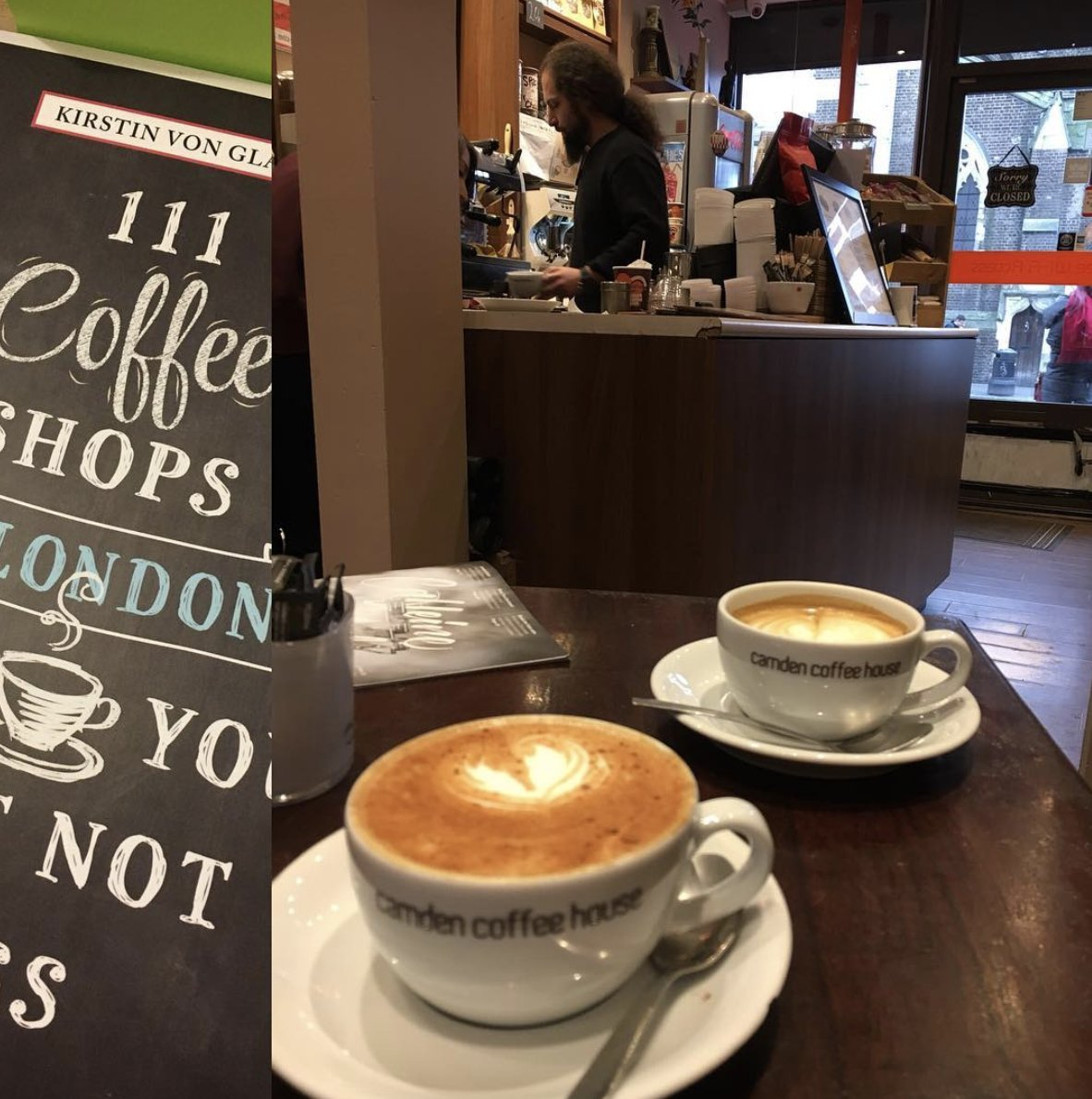 Camden Coffee House On Twitter Whats Your Favourite Way