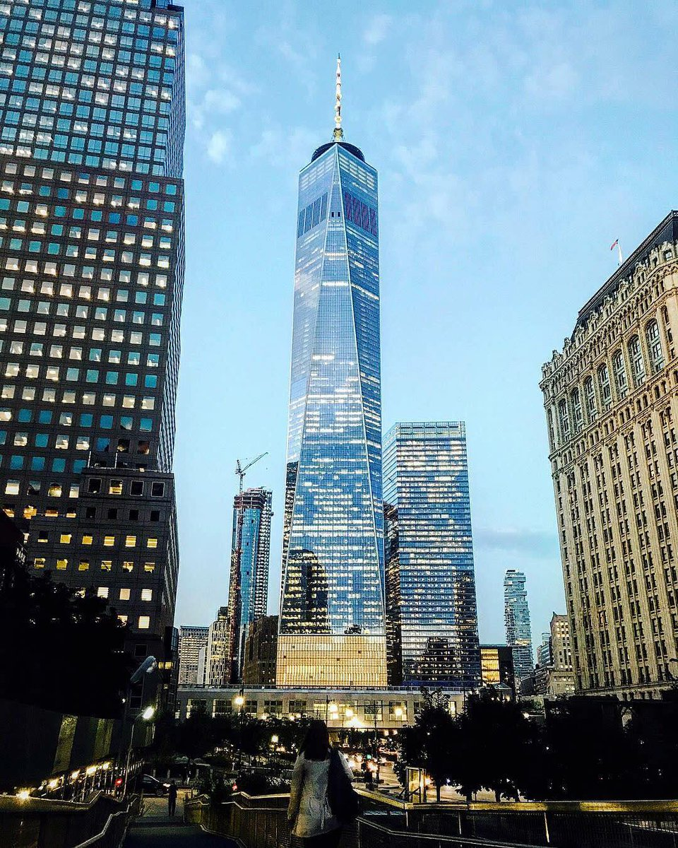 Civil Architecture Construction On Twitter One World Trade Center Som Usa Https T Co Hbna0dpo0t Architecture Engineering Design Innovation Construction Concept Structuralengineering Constructiontechnology