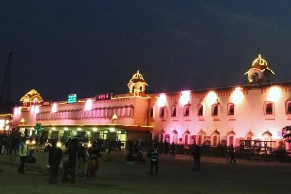 Jaipur Junction train station