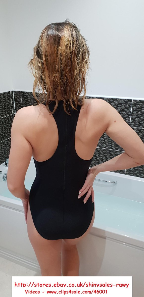 d0931d551c825 This won't hang around long - Buy it Now! @TweetRSummers #shinysales  #highneckswimsuit #swimsuitfetish #spandex #lycrapic.twitter.com/8TAi2DJYZO