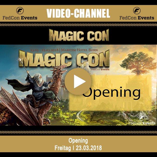 Magiccon 2018: [MagicCon 2018] Berichte, Fotos, Sonstiges