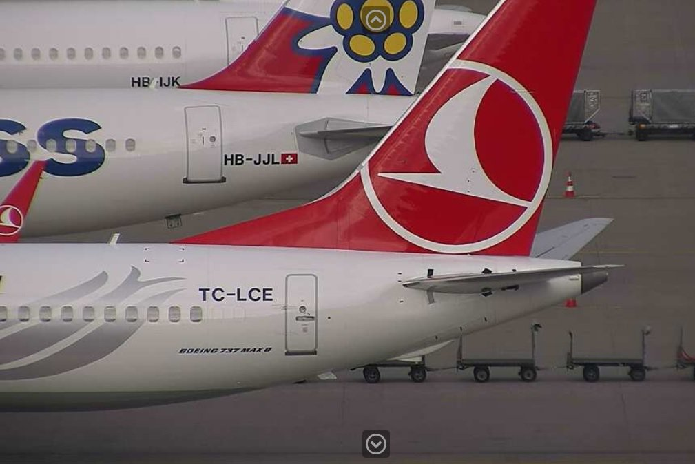 Airport Webcams On Twitter Turkish Airlines Tk1923 Istanbul To