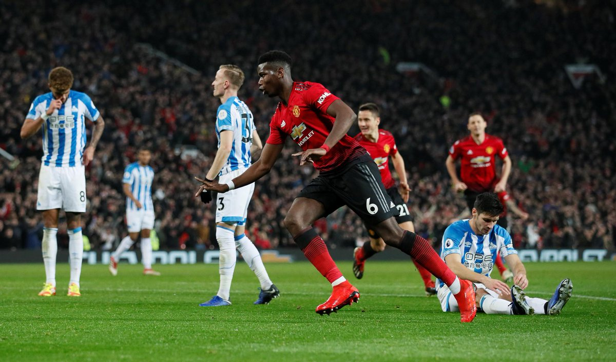 DvW1yHQX0AIvILN - Popular Social Media Commentator, JJ Omojuwa, Leads Fans Reaction To This 'Beauty' From Paul Pogba(Video)