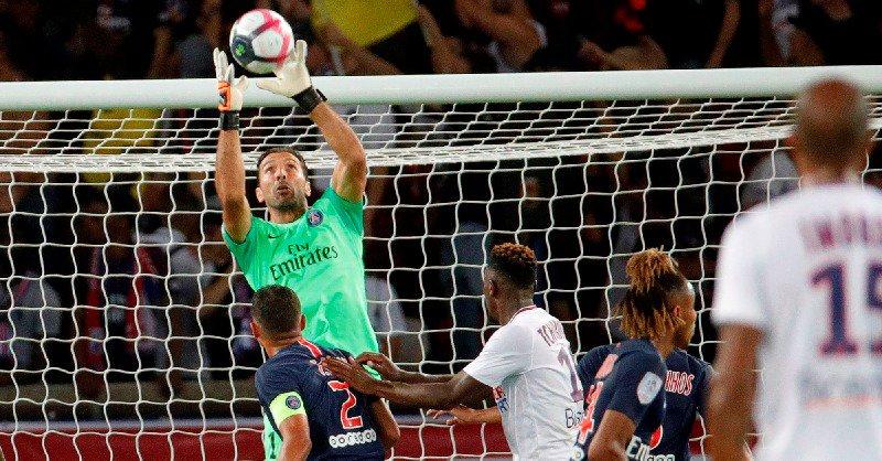 Buffon insists PSG move not about money