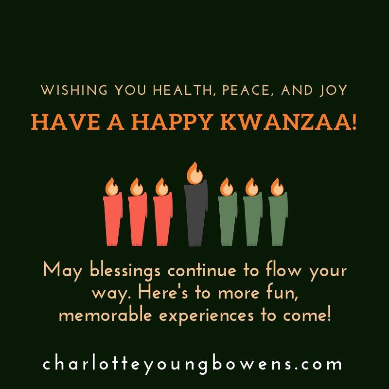 HAPPY KWANZAA FAMILY! #buyblack #oprahwinfrey #Kwanzaa #JoyousKwanzaa #AfricanDiaspora #MaulanaKarenga #MatundaYaKwanza #Kawaida #Umoja #Kujichagulia #Ujima #Ujamaa #Nia #Kuumba #Imani #Mkeka #Kinara #MishumaaSaba #mazao #Muhindi #KikombeChaUmoja #shukrani #Africa #Zawadi#ohsnp