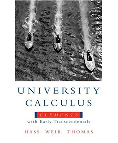 Early Transcendentals calculus solutions Manual