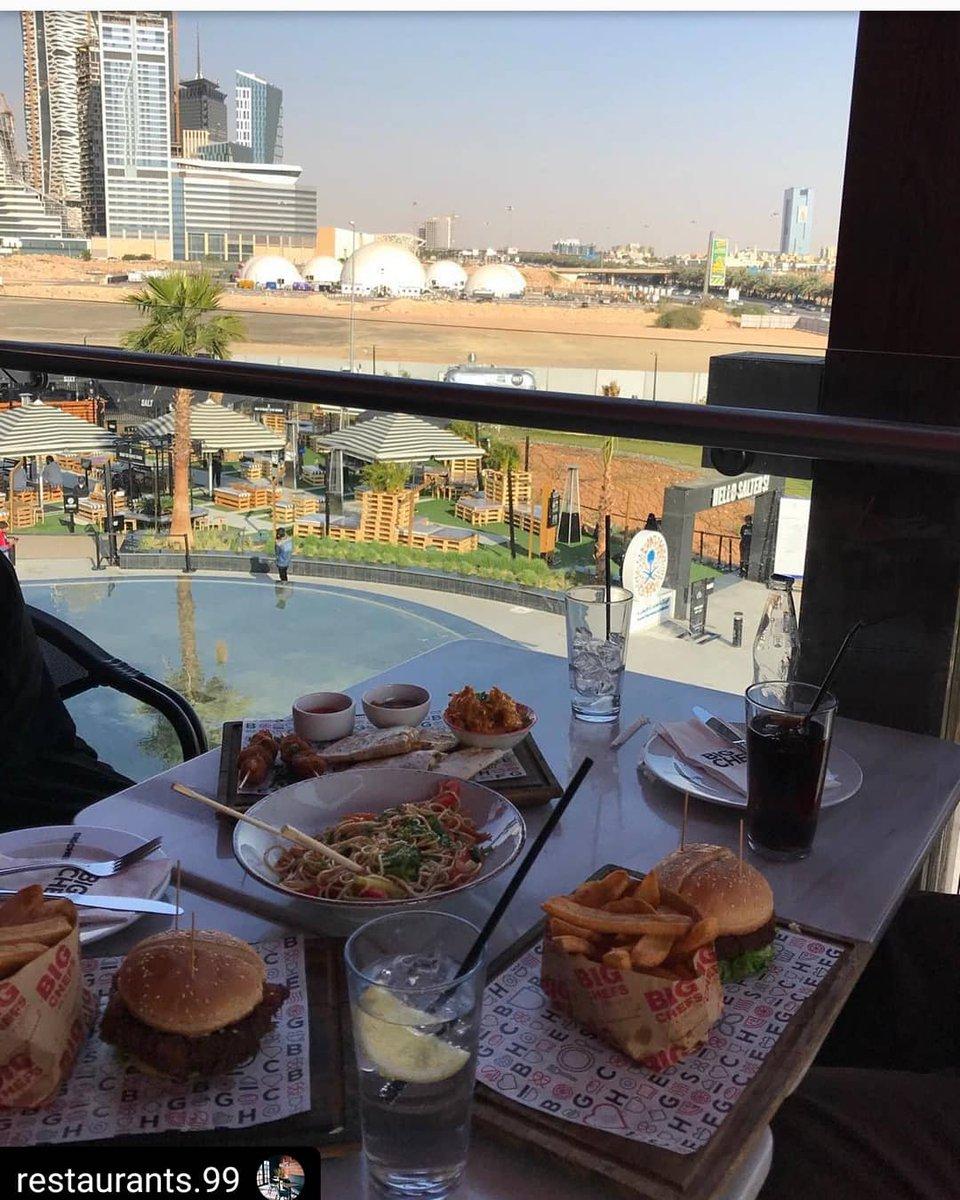 "Uživatel مطاعم الرياض na Twitteru: ""مطعم بيج شيفز/رياض ..."