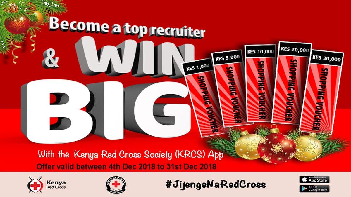 Kenya Red Cross Youth on Twitter: