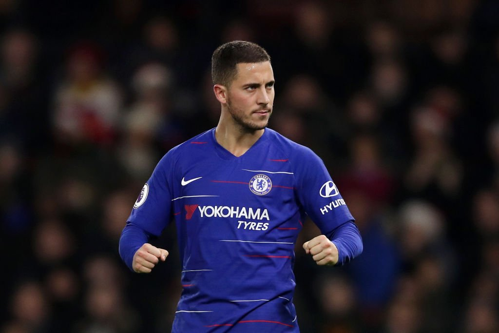 DvX248AX0AUrY39 - Here Is Why Fans Feel Chelsea Would Be Fighting Relegation Without Eden Hazard