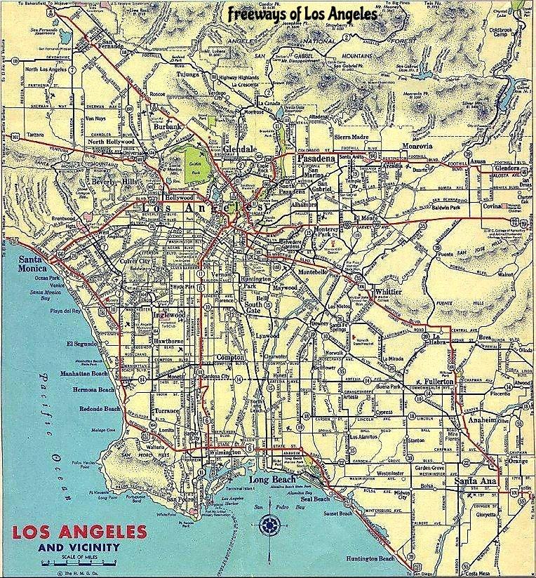 Freeways of Los Angeles on Twitter: \