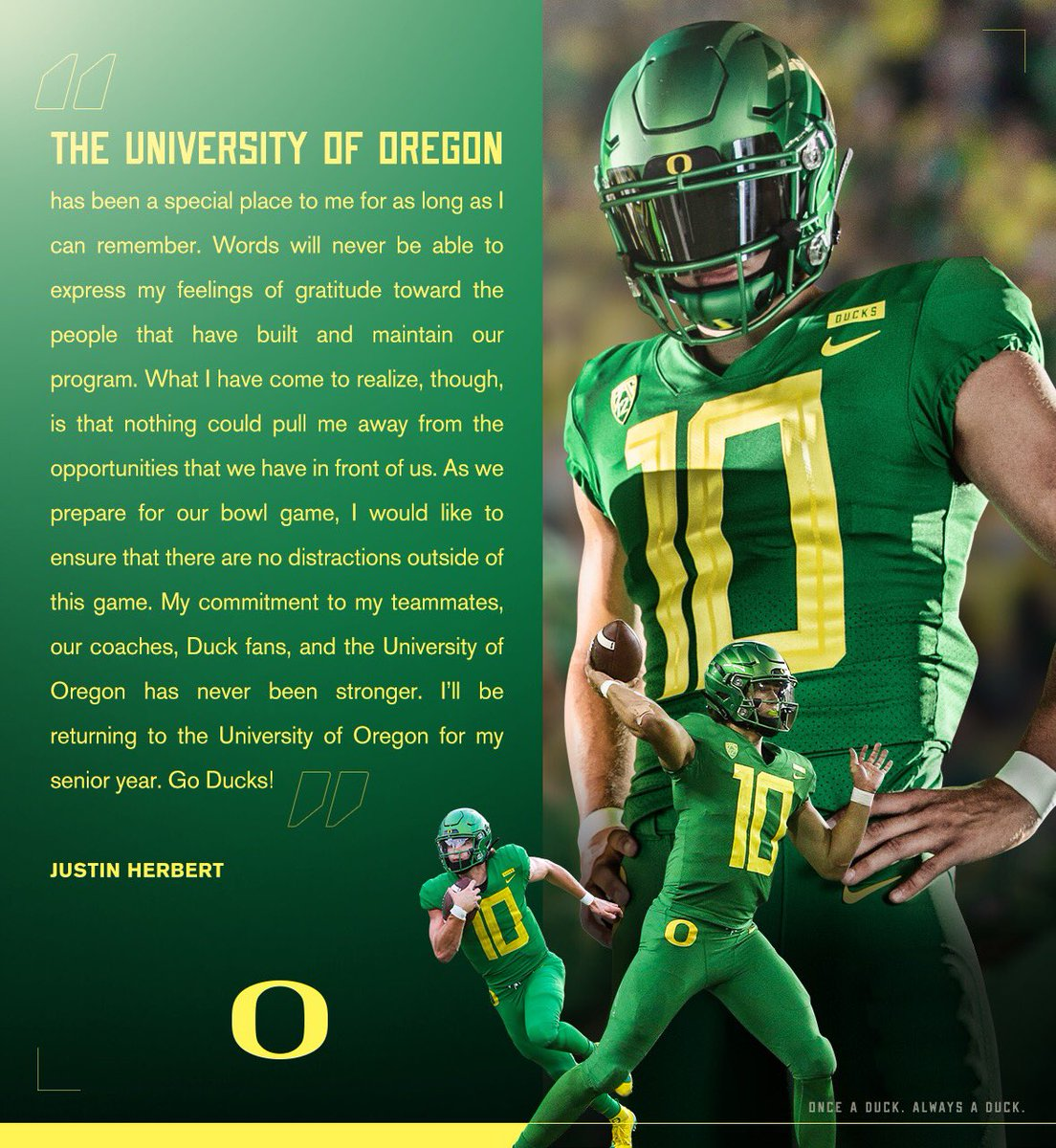 buy popular 28073 5e5cd Oregon Football on Twitter: