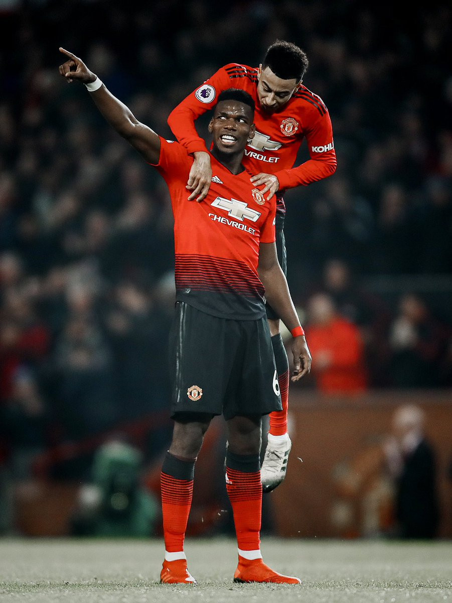 So happy for 3 points and 2 goals at home with our supporters and family there. Have great blessed holidays everyone, loads of love  🌟 @ManUtd #mufc #heretocreate