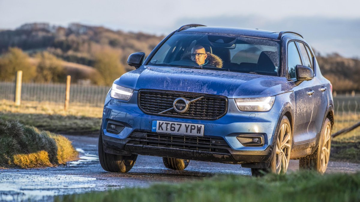 Because Building A Family Car Isn T As Easy Embling Flatpack Https Www Topgear News Best 2018 Volvo Xc40 Tg Mags Sensible Suv Year