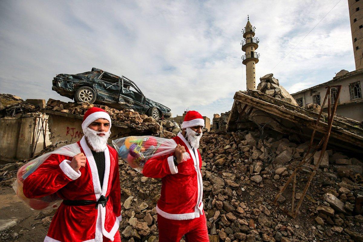 Мосул спустя 1,5 года после освобождения