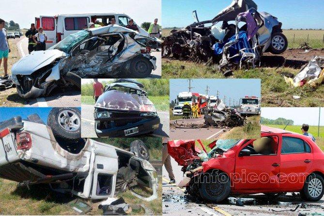 #Provinciales | El mes de las fiestas se transformó en el mes de las tragedias