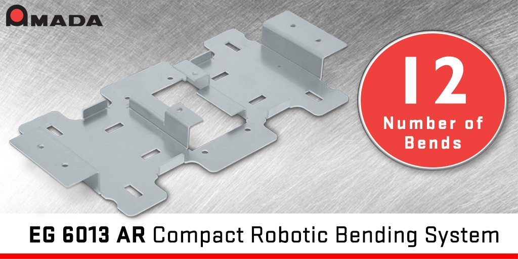 The EG 6013 AR is the ideal robotic bending solution for