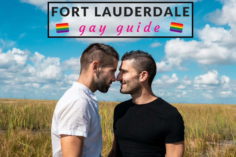 Best gay beach towns