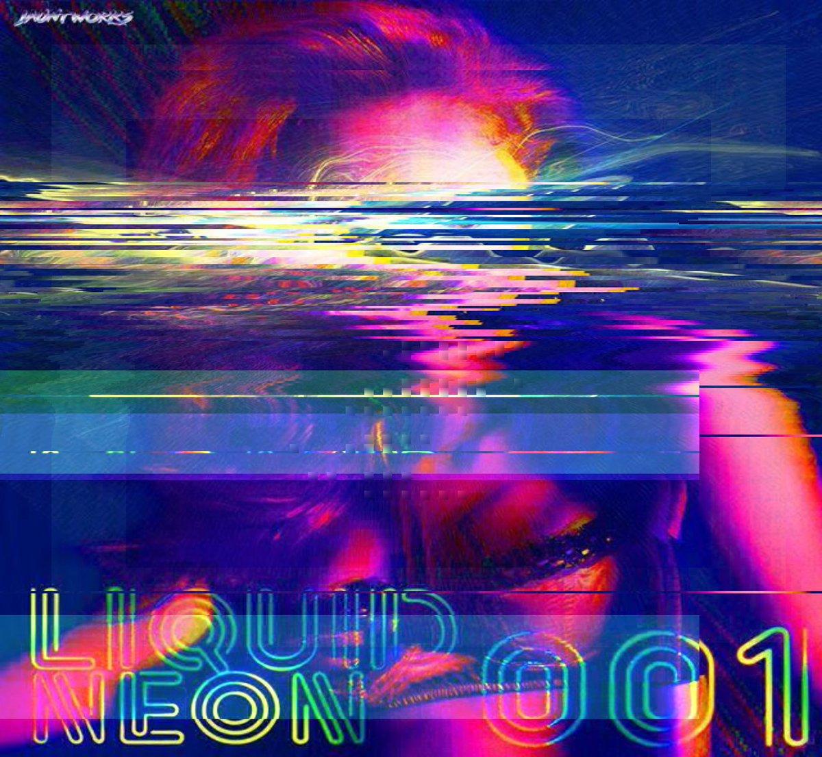 👾🎲 glitchart glitch synthwave vaporwave tumblraesthetic cyberc rad lofi Origin img by @jauntworks