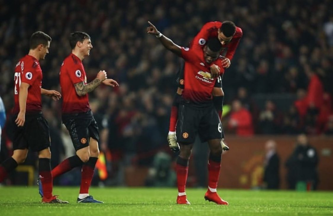 DvXltTWX0AEraj4 - Here Is What Jesse Lingard Has To Say About Their Impressive Victory Over Huddersfield