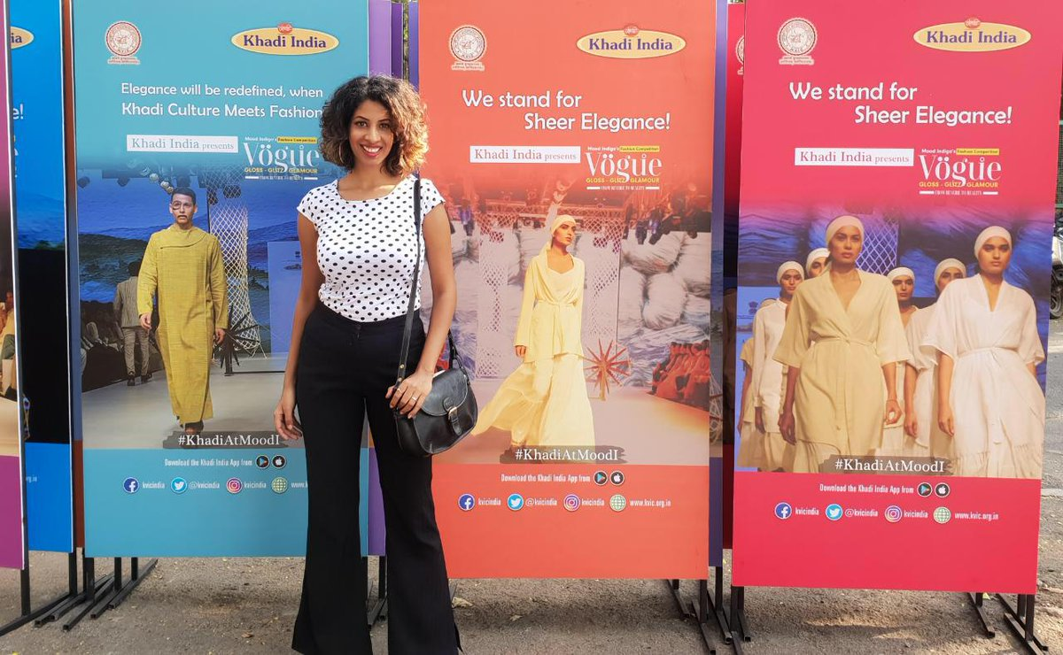 Khadi India On Twitter Designers Models Choreographer Geared To Showcase At The Vogue Fashion Competition Presented By Khadiindia At Iitb Moodi Khadiatmoodi Fabricoffreedom Khadigoeschic Khadiinvogue Moodi Moodindigo2k18 Mi2k18