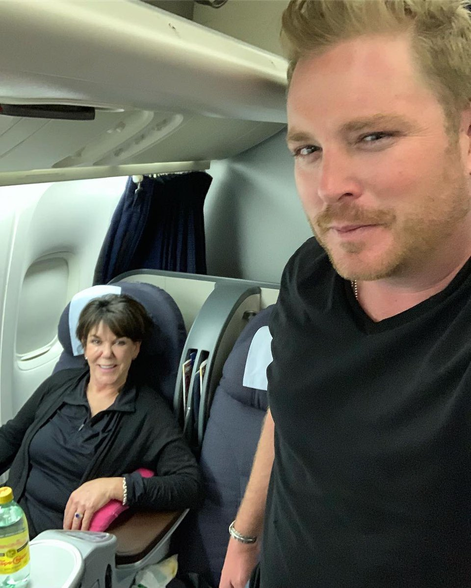 I'm bringing my Mom back to LA with me for a couple days. #MerryChristmas