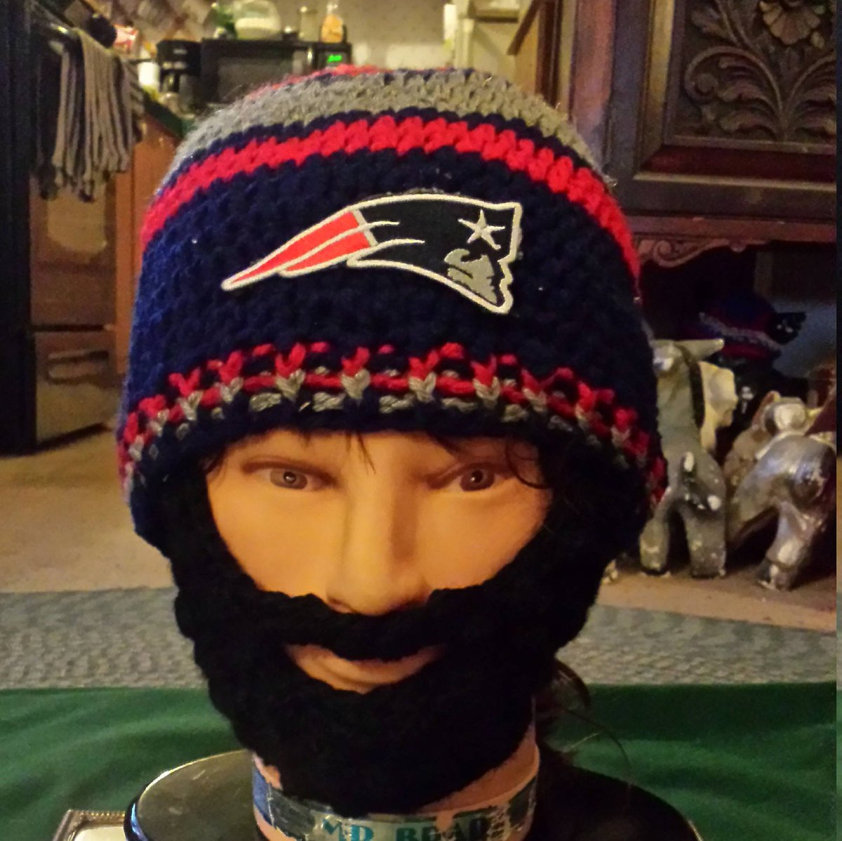 b6d9cf82 patriots beanie red hashtag on Twitter